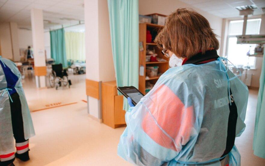 В Литве диагностировали 413 новых случаев коронавируса и 5 смертей