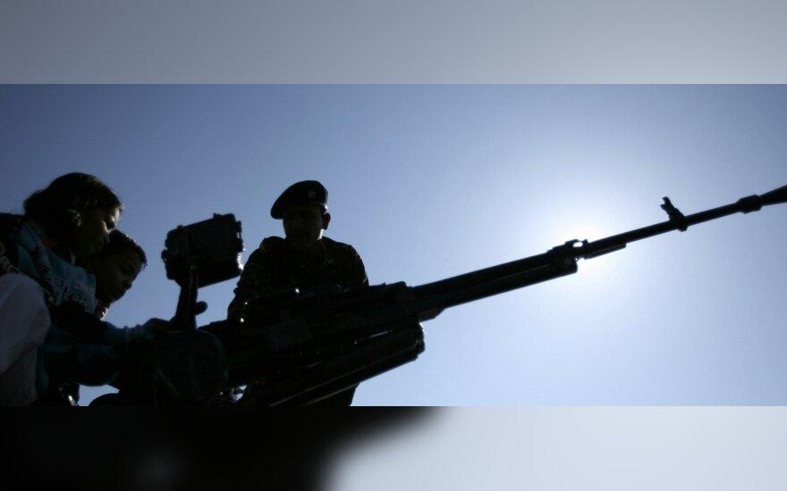 В столкновениях на юге Судана погибли сотни повстанцев