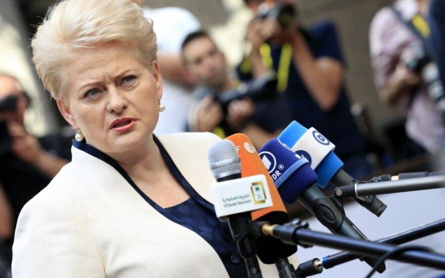 Литва рассматривает нацсанкции в отношении российских граждан в связи с Украиной
