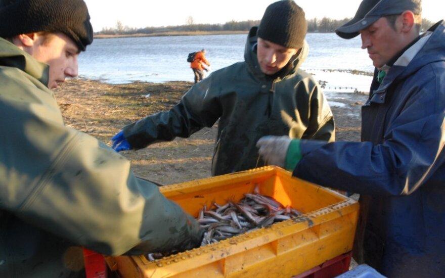 Polscy rybacy contra niemieccy ekolodzy