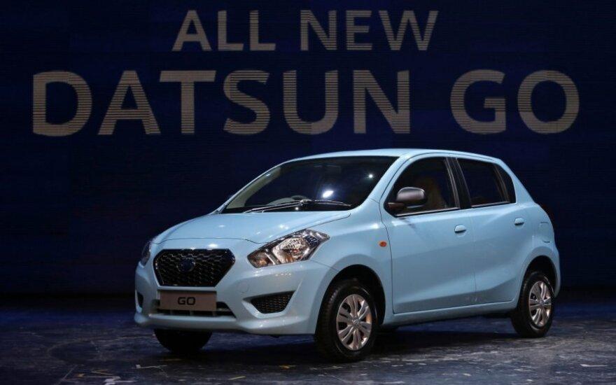 В Индии представлен Datsun GO