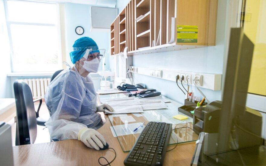 За сутки в Литве подтверждено 15 новых случаев коронавируса