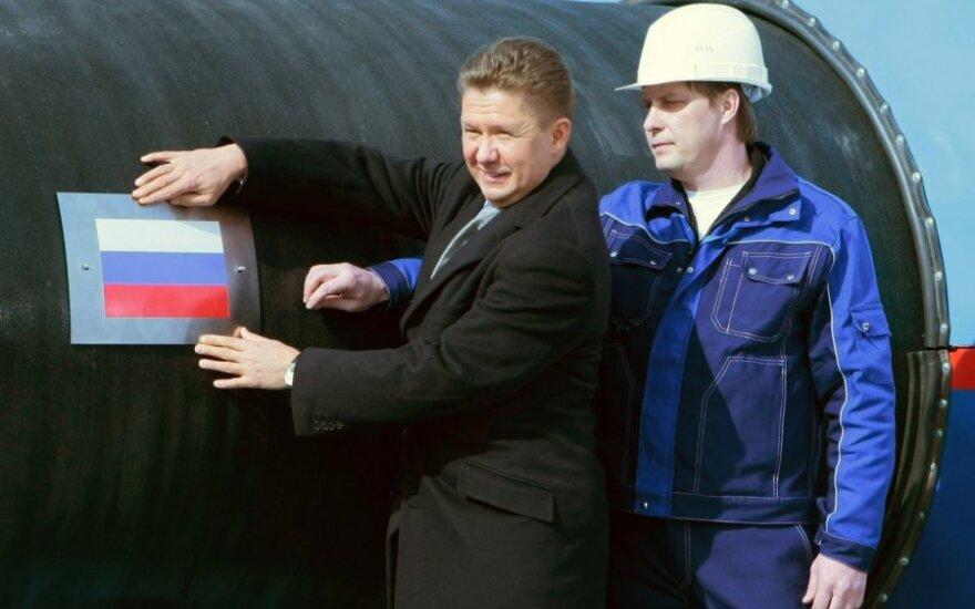 Aleksejus Mileris, Gazprom
