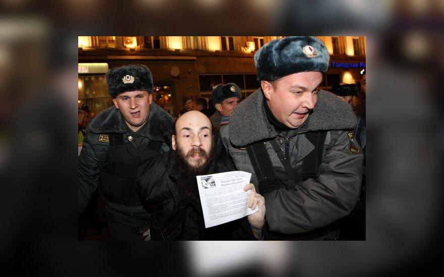 Милиция грозит задержаниями участникам Дня гнева