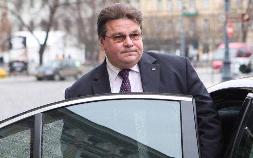Литва поднимает вопрос перевозчиков и в Москве, и в Брюсселе