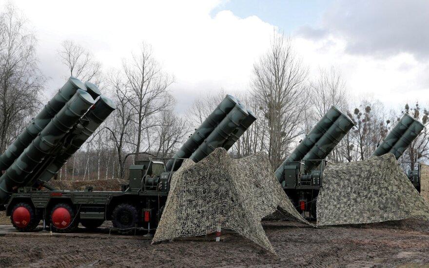 Raketų sistemos  S-400