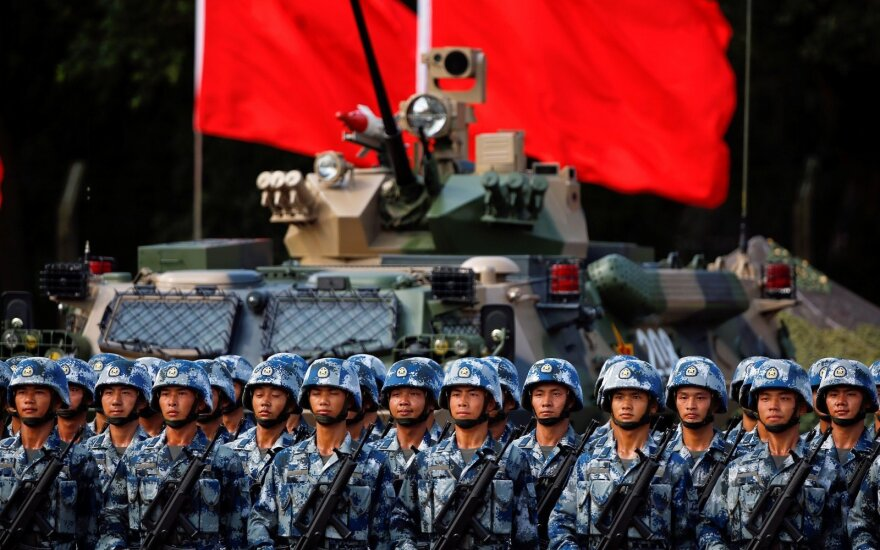 НАТО решило углублять отношения с Китаем