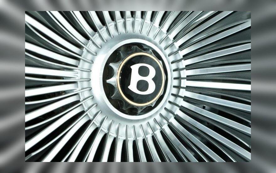 Женева-2012: роскошный Bentley не оставил равнодушных