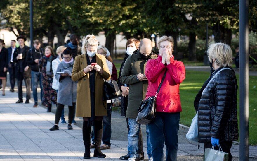 Четверг – последний день досрочного голосования в Литве