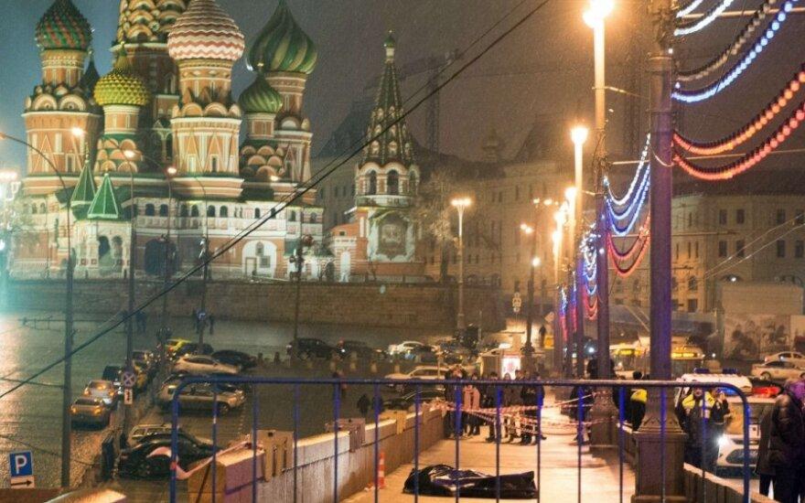 B. Nemcovo nužudymas