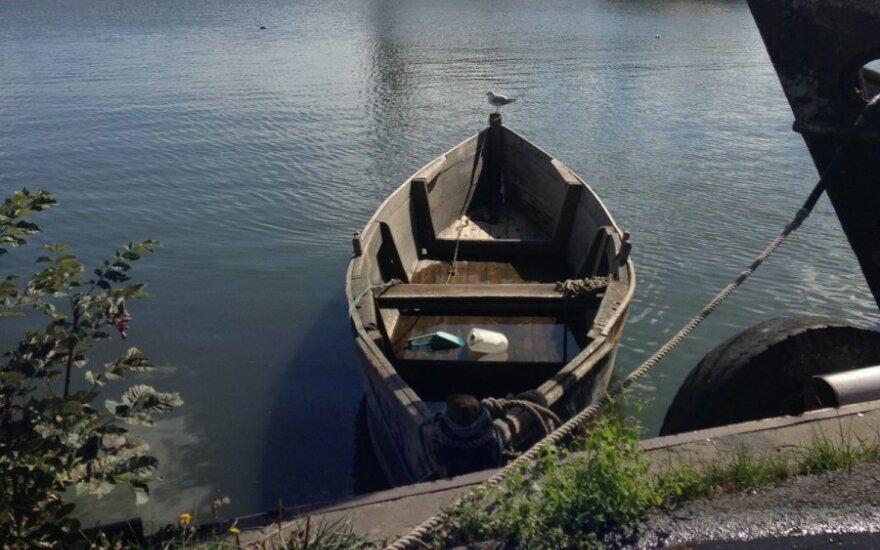 Zew Polski. Kradzioną łódką przez La Manche... nie udało się