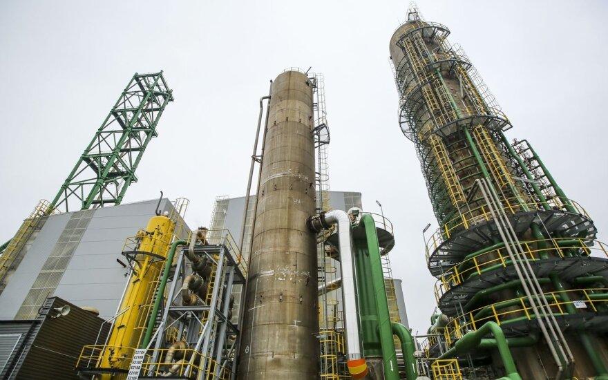 На заводе удобрений Achema в Литве внеплановая остановка агрегата