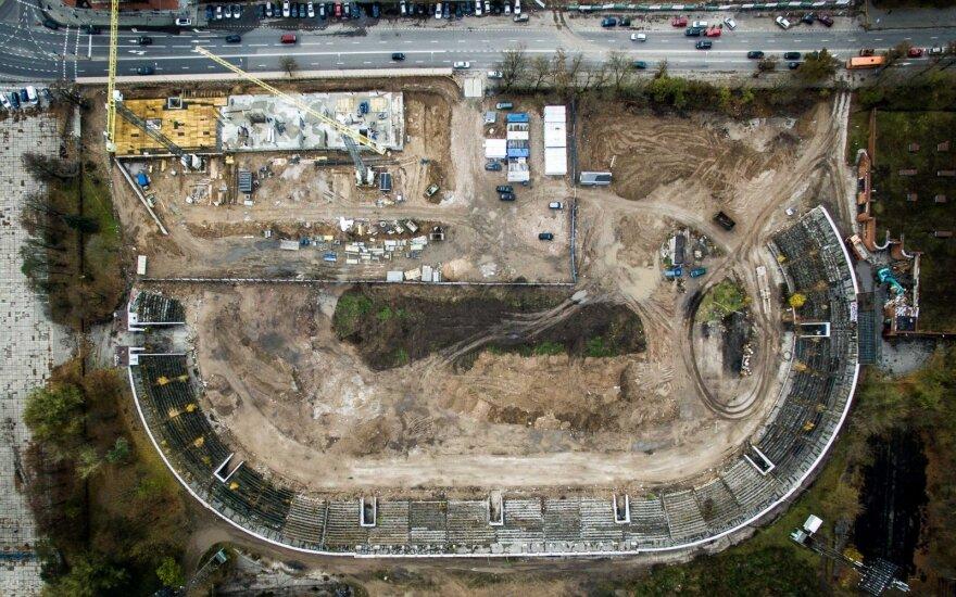 Власти Вильнюса намерены отказаться от требования построить на участке Hanner стадион