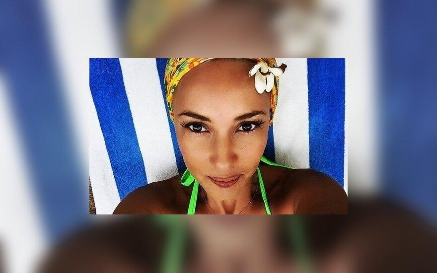 Кудрявцева упала в обморок в Крыму