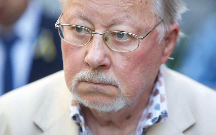 Сейм Литвы отказался присвоить Премию Свободы Ландсбергису