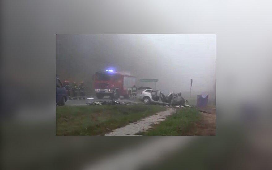 В Польше погибли три боснийских болельщика, ехавшие из Каунаса