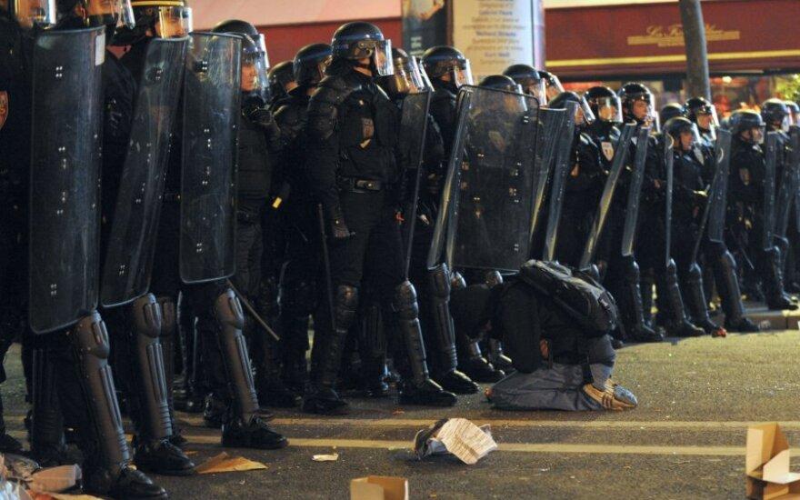 Francja: Sprawca masakry w Tuluzie nadal na wolności