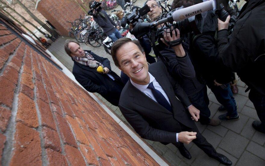 Премьер Нидерландов: думаю, мы не ратифицируем соглашение об ассоциации с Украиной