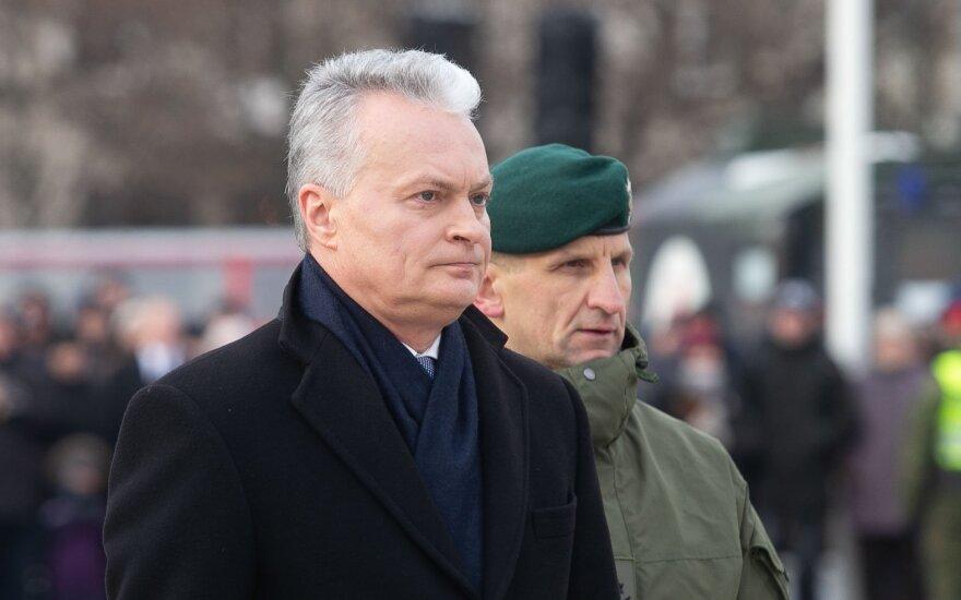 Президент Литвы отбыл на саммит НАТО: три главных вызова