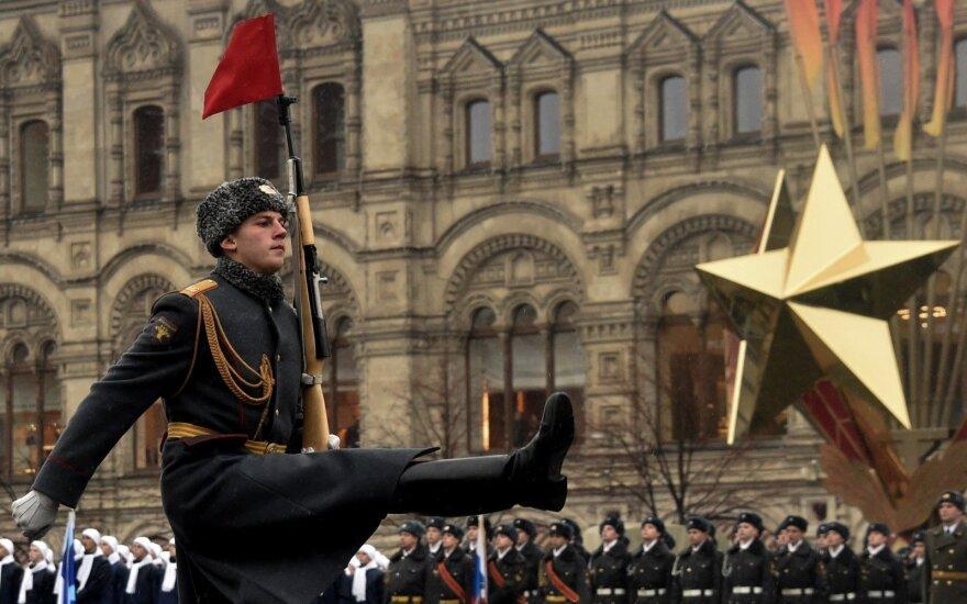 Nikt z Litwy nie weźmie udziału w paradzie wojskowej na Placu Czerwonym