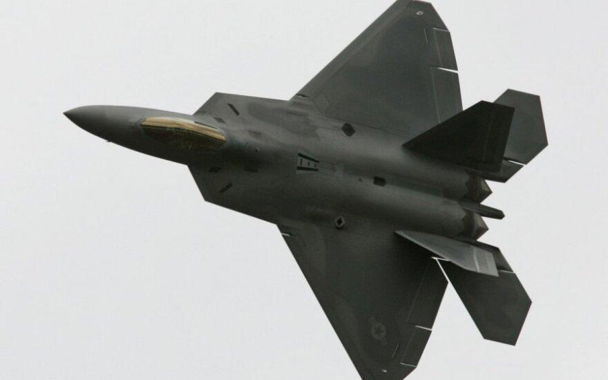 Naikintuvas F-22