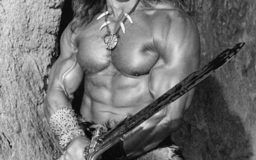 Conan Barbarzyńca wkracza w jesień życia