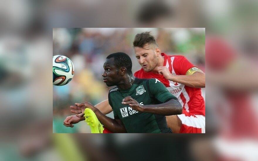 Лига Европы: по два российских и белорусских клуба идут дальше
