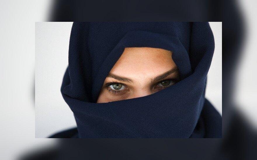 В Бельгии вступил в силу запрет на ношение паранджи