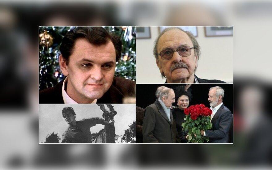 Скончался актер Юрий Яковлев: Туминас - мы не ожидали такого страшного конца