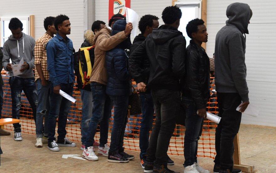 Бундестаг ужесточил законодательство о предоставлении убежища