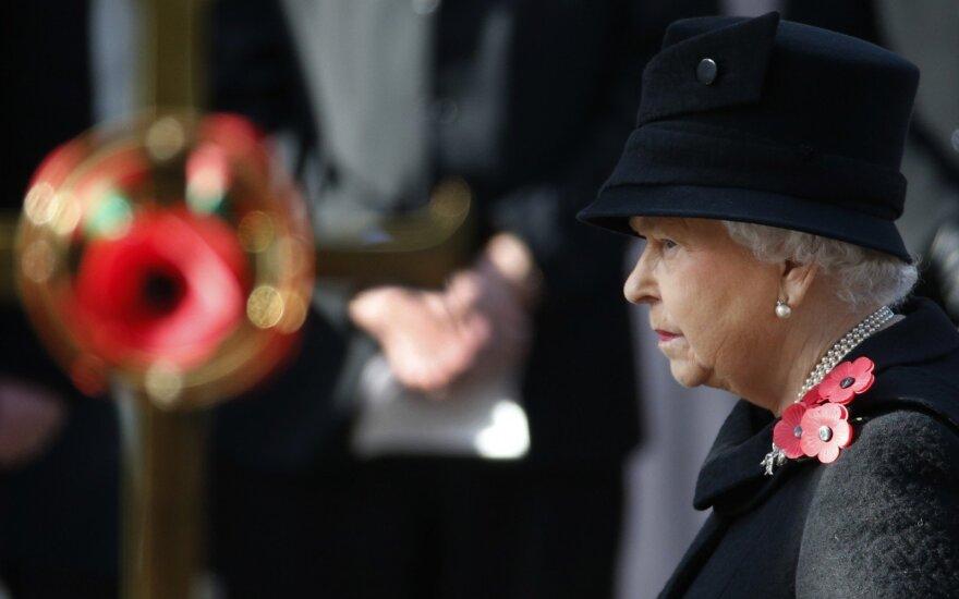 Королева Елизавета II серьезно больна