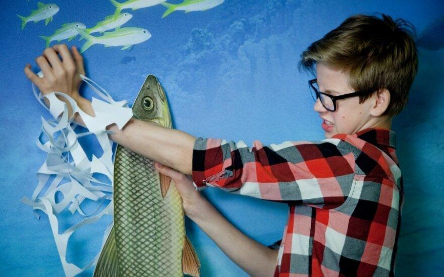 Jūrų muziejuje minima pasaulinė Vandenyno diena