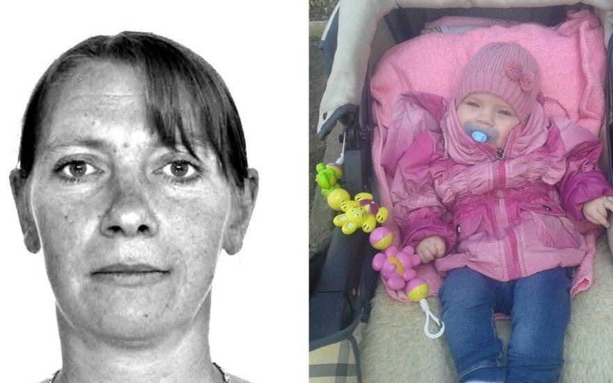 Разыскивают пропавшую женщину с младенцем