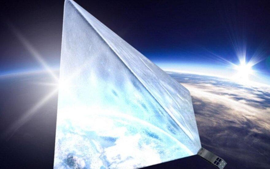 Rusų satelitas