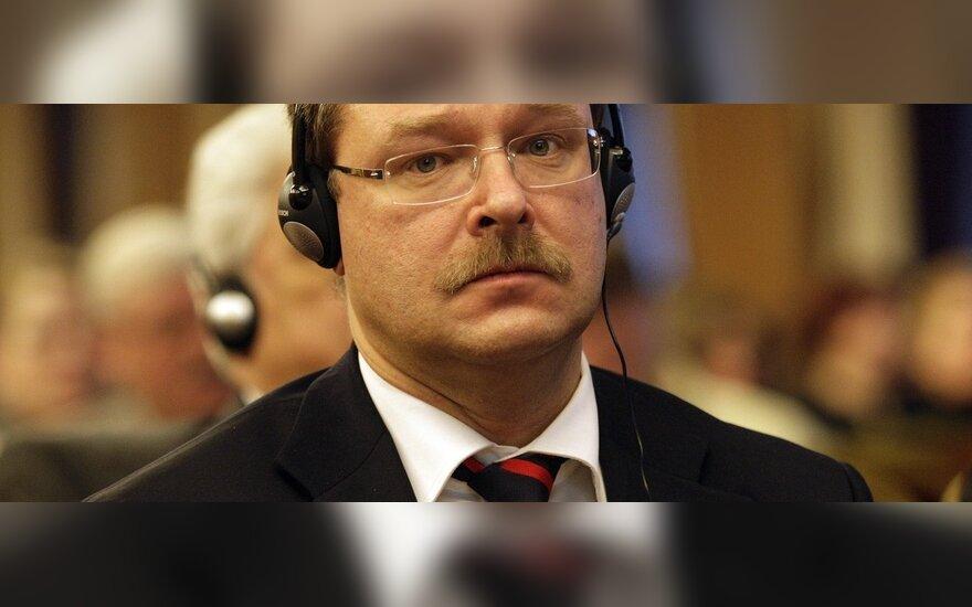 Косачев насчитал в РФ около 10 млн. иностранных граждан