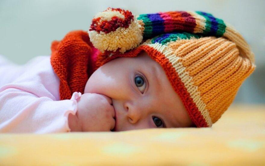 Алитус: в Окне жизни оставлен первый ребенок