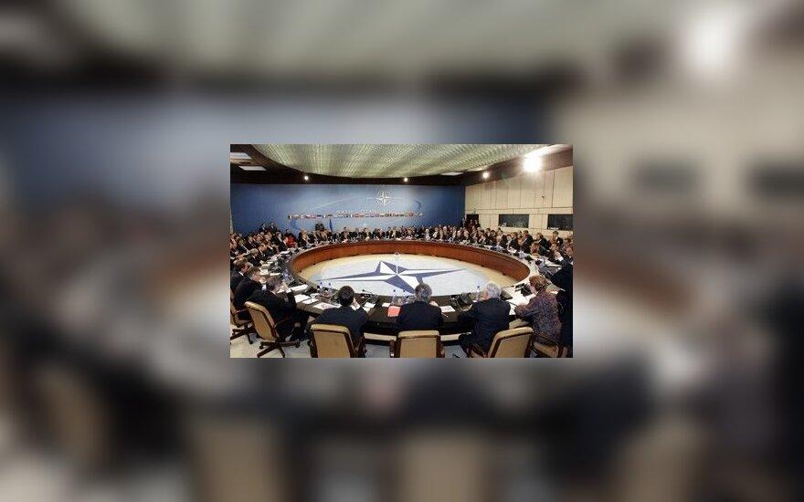 NATO viršūnių susitikimas Briuselyje