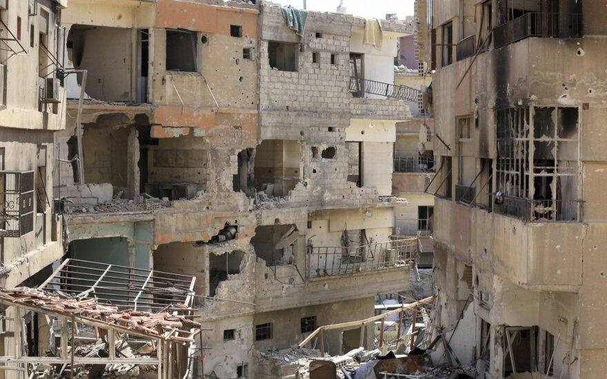 CША прекращают программы помощи на северо-западе Сирии