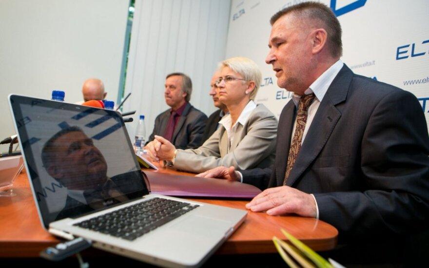 Valdas Vasiliauskas, Neringa Venckienė, Povilas Gylys