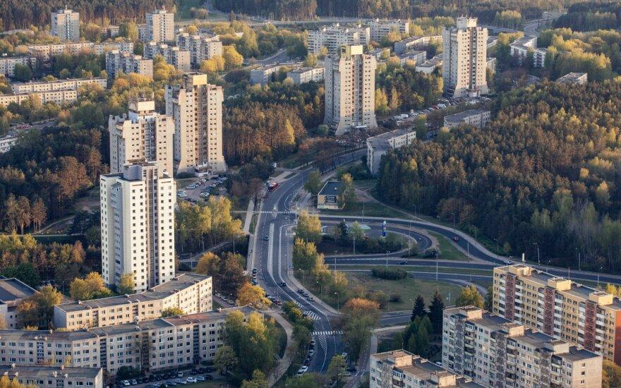 На рынке недвижимости в Литве - рекордное количество предложений
