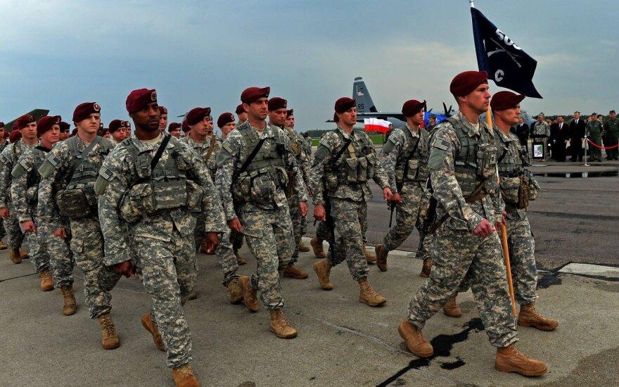 В Германии критикуют возможный вывод американских войск