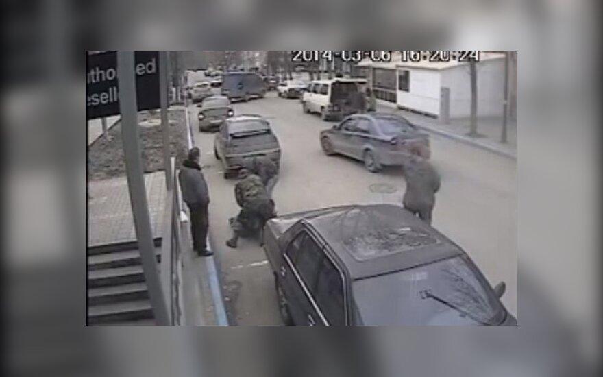 Появились видео избиения журналистов в Крыму
