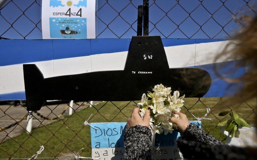 Стало известно последнее сообщение с пропавшей аргентинской подлодки