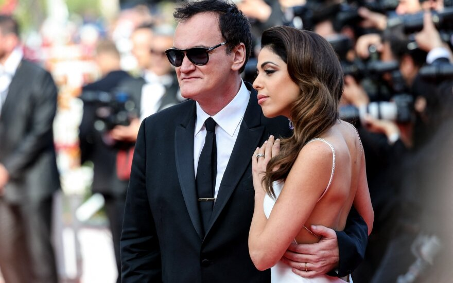 Quentin Tarantino ir Daniella Pick