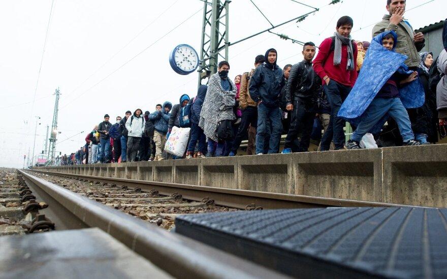 Опрос: промышленники готовы трудоустраивать беженцев