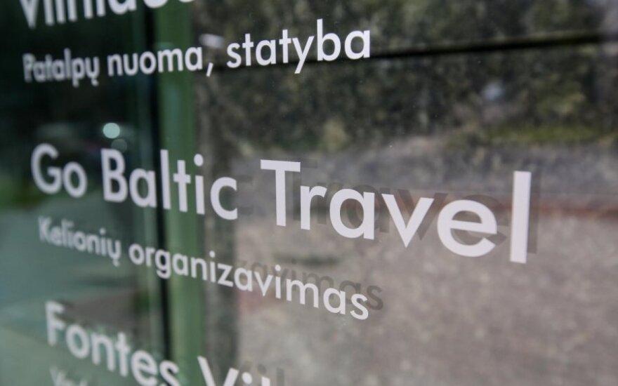 Creditinfo: риск банкротства Go Baltic Travel высок
