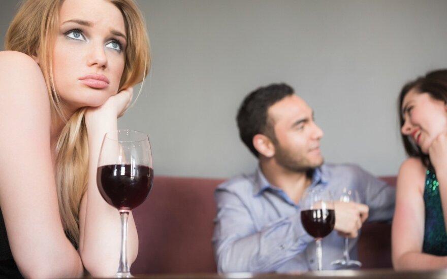 Ученые выявили типажи склонных к супружеским изменам людей