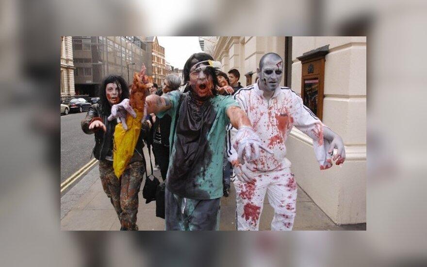 Pentagon przygotował się na apokalipsę zombie