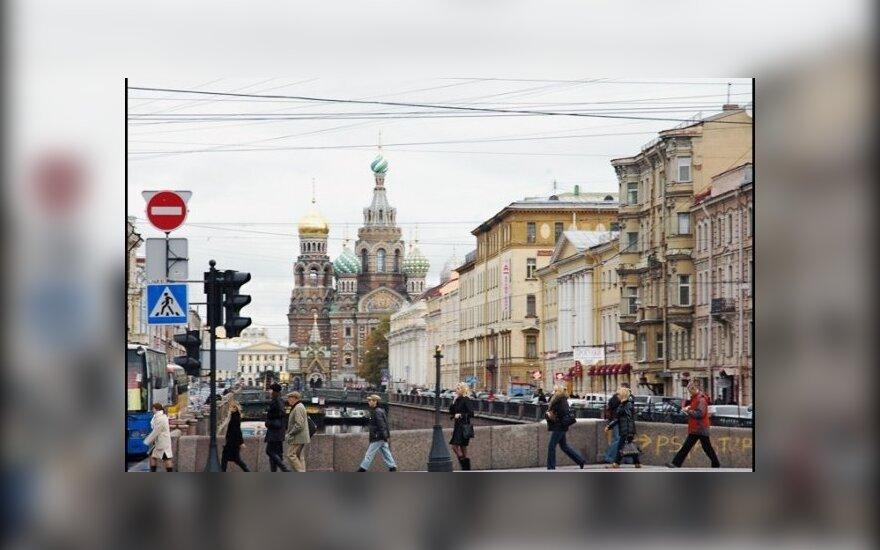 """""""РусЛайн"""" возобновит полеты из Вильнюса в Санкт-Петербург"""