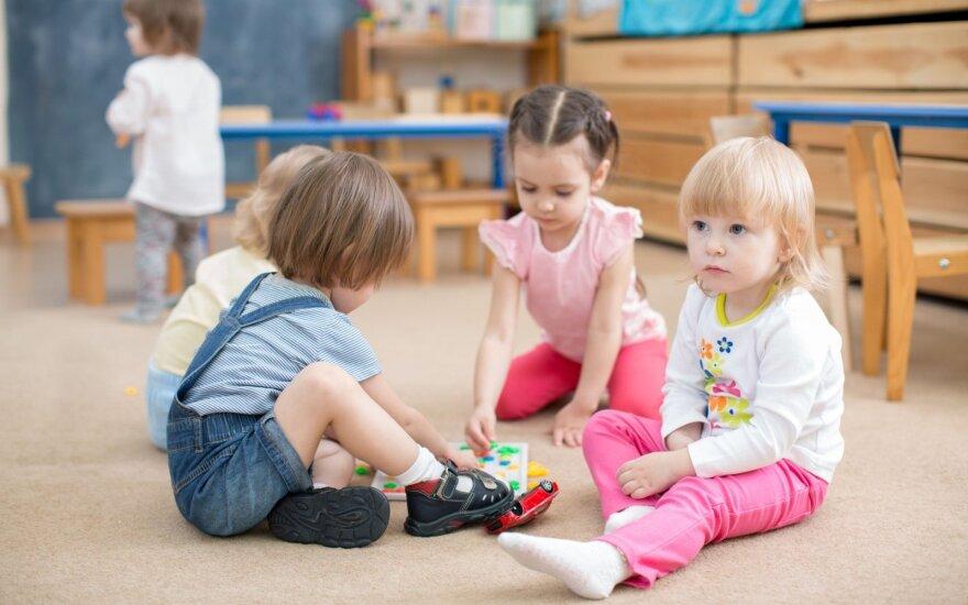 Новая модель детсада в Каунасском районе вызвала волну возмущения: за детьми может смотреть, кто хочет